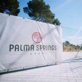 Proyecto del centro comercial Palma Springs en Ses Fontanelles (Platja de Palma).