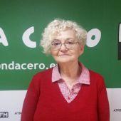 Genoveva Martín, presidente de la Asociación de Informadores de Elche