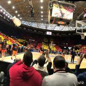 Valencia Basket frente Alba Berlín en la Fonteta
