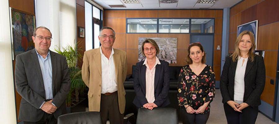 La UJI y la asociación Club de Recursos Humanos colaborarán en la formación de los estudiantes para el tránsito hacia el mundo laboral