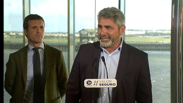 """Juan José Cortés: """"Si de mí depende, repito candidatura"""""""