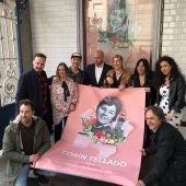 Homenaje teatral el sábado en Gijón a la escritora Corín Tellado