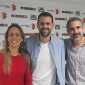 Ana Cerván y Miguel Rodríguez