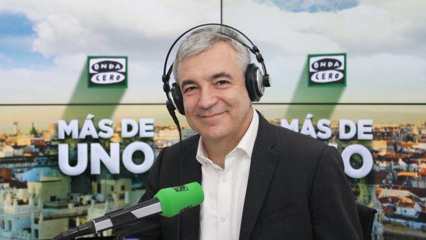 """Luis Garicano: """"El dinero del plan de la Comisión Europea viene condicionado para un plan de reformas e inversiones"""""""