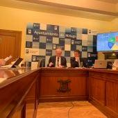 Junta de gobierno local, en Málaga