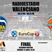 Radioestadio Valenciano final eurocup