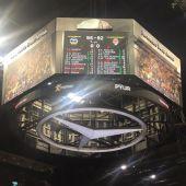 Marcador Alba Berlín vs. Valencia Basket