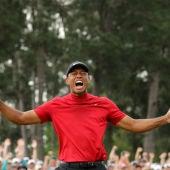 laSexta Deportes (14-04-19) Tiger Woods gana su quinto Masters de Augusta de golf
