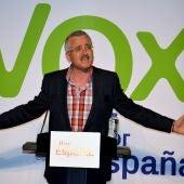José Antonio Ortega Lara, dirigente de Vox