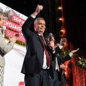 Antti Rinne, líder del Partido Socialdemócrata de Finlandia