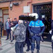 Palencia desahucios