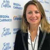 Begoña Carrasco, portavoz del Grupo Municipal Popular en el Ayuntamiento de Castellón.