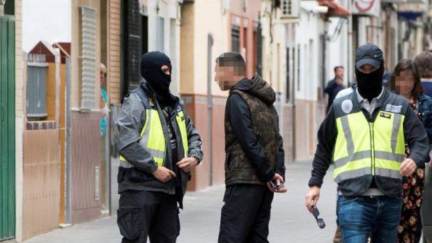 Registran domicilio del presunto yihadista que pretendía atentar en Sevilla