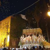 La Virgen del Rocío, de Málaga, este Martes Santo