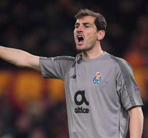 Así será la nueva función de Casillas en el Oporto: seguirá su recuperación y será nexo entre jugadores y club