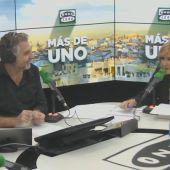 VÍDEO de la entrevista completa a Nieves Herrero en Más de uno