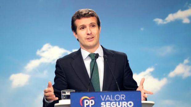 Casado celebra su primer aniversario como líder del PP con un 93% de respaldo a su gestión