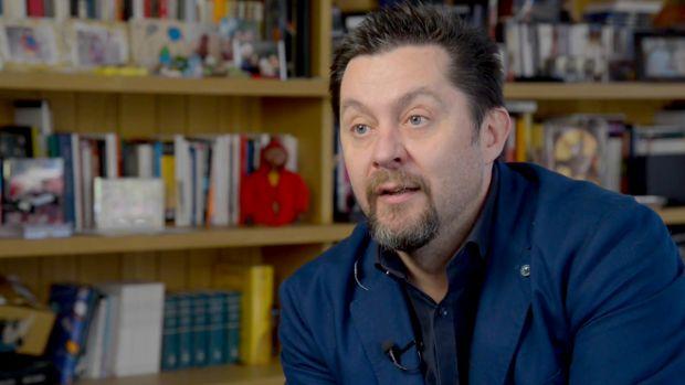 """Ramón Campos: """"Cuando escribes para una serie siempre recibes la llamada de producción que te frena"""""""