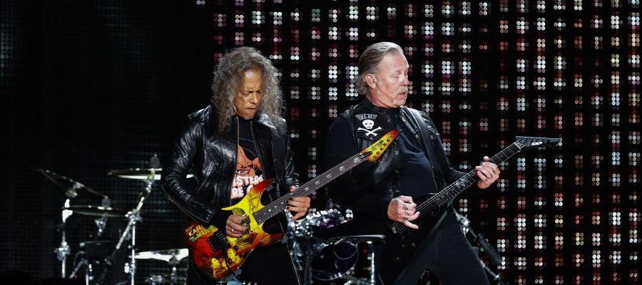 Concierto de Metallica en Madrid