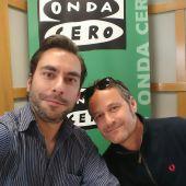 Hector Escobar y Jorge Lozano