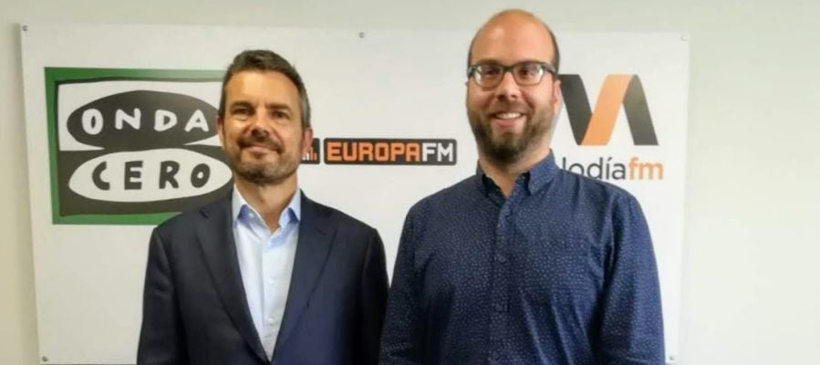 Marc Pérez-Ribas, candidato de Ciudadanos al Parlament de les Illes Balears