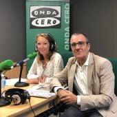 El diputado y candidato de Unidas Podemos a presidir el Govern balear en las elecciones del 26 de mayo, Juan Pedro Yllanes, en Onda Cero Mallorca.