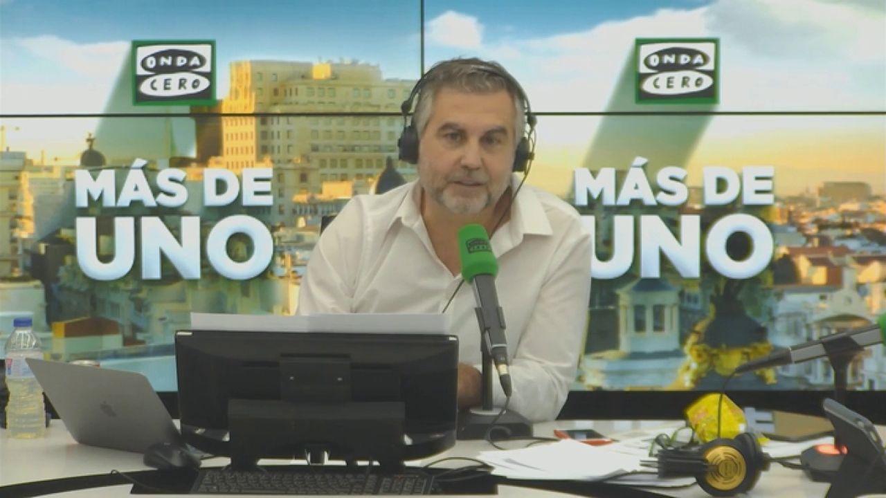 VÍDEO Del Monólogo De Carlos Alsina En Más De Uno 08/05