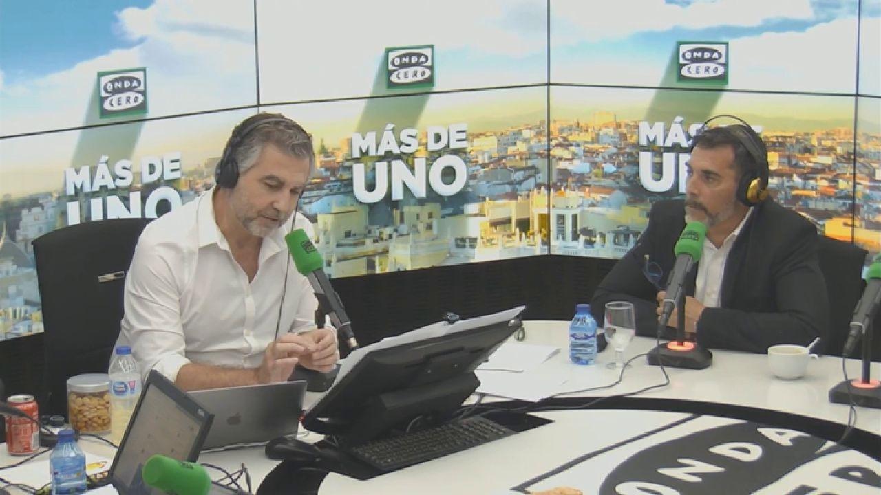 VÍDEO De La Entrevista Completa A Víctor Del Árbol En Más