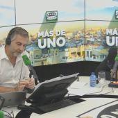 VÍDEO de la entrevista completa a Víctor del Árbol en Más de uno