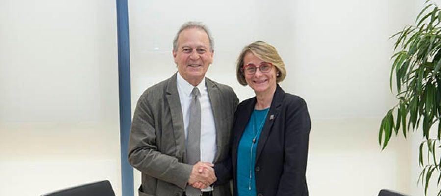 La UJI y la Fundación Banco Sabadell renuevan el Aula de Promoción del Talento