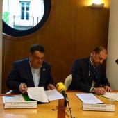 Acuerdo sobre grandes superficies y apoyo al comercio local.