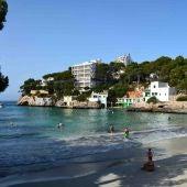 Playa de Cala Santanyí