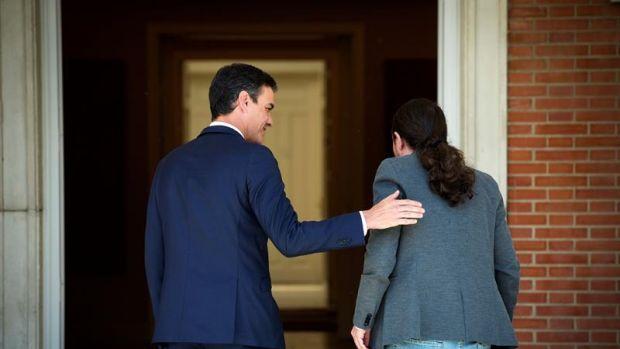 La España que madruga y las reuniones secretas a lo Sánchez e Iglesias