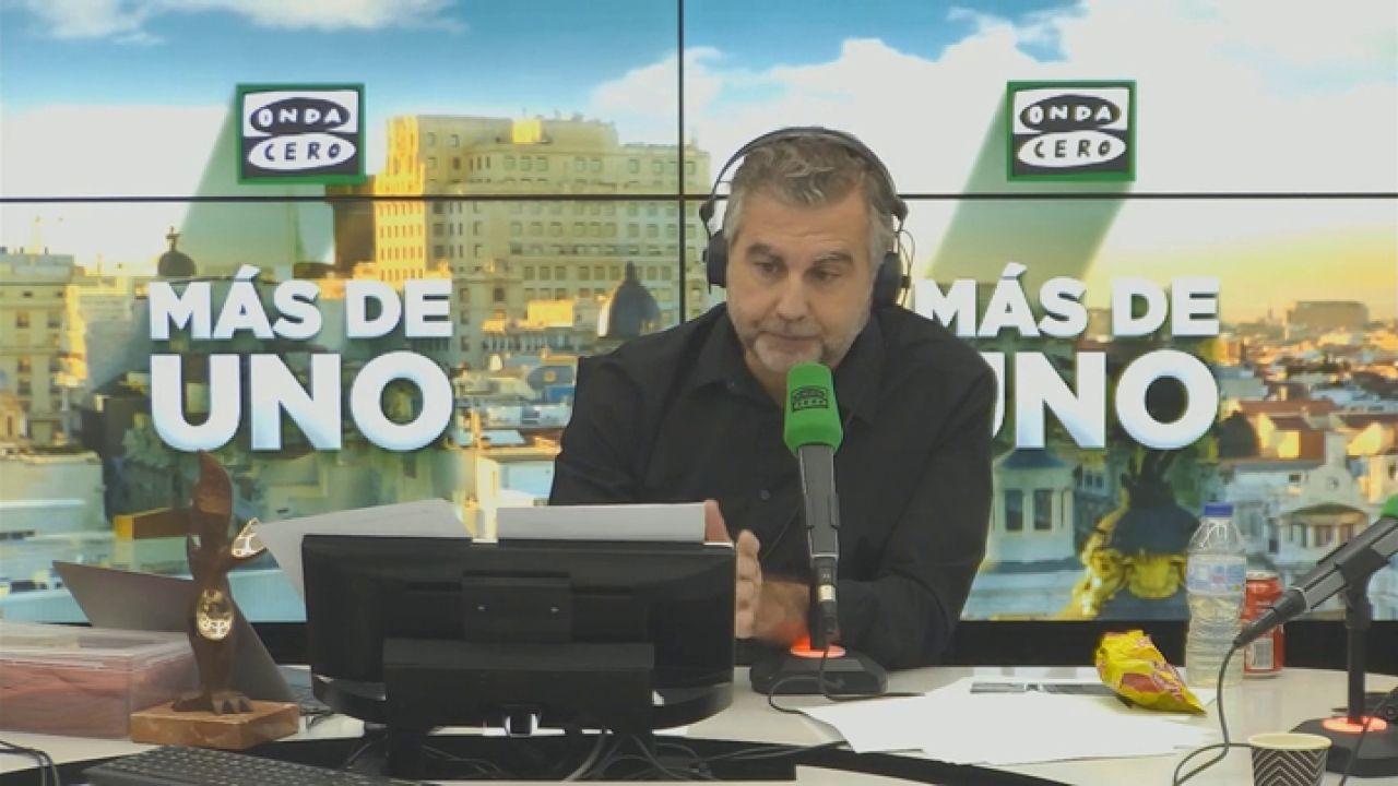 VÍDEO Del Monólogo De Carlos Alsina En Más De Uno 09/05