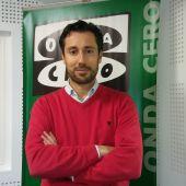 Lois Babarro Presidente de AJE Ourense