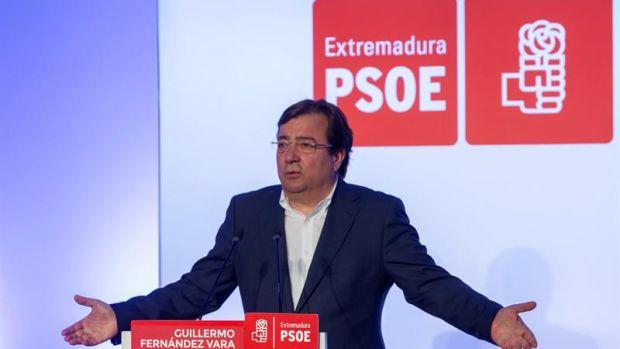 """Fernández Vara: """"Si no hay acuerdos de transversalidad, en España decidirán los nacionalistas"""""""