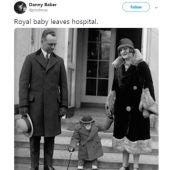 El tuit del periodista Danny Baker