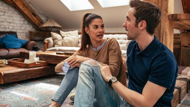 ¿Por qué las parejas siempre discuten en Ikea?