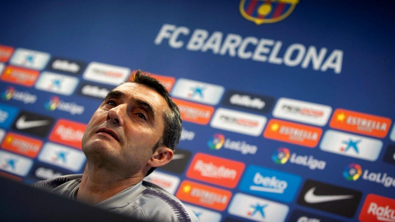 "Valverde: ""Si Griezmann Viene Al Barcelona Ya Se Verá"
