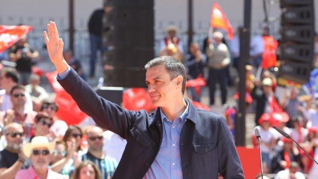 """Sánchez pide la misma participación que el 28A para """"construir un sueño"""""""