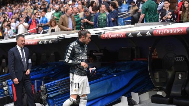 El Real Madrid despide la temporada con una derrota ante el Betis en el Bernabéu