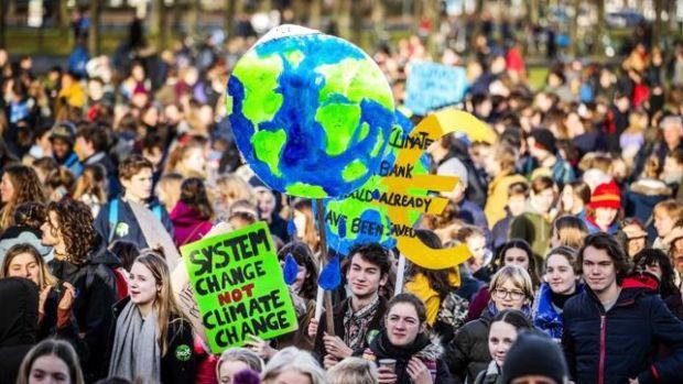 Jóvenes de decenas de ciudades se sumarán a la nueva huelga mundial del clima