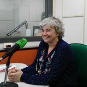 Ana González, cabeza de lista electoral del PSOE en Gijón
