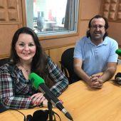Beatriz Gálvez (AZVA) y Gorky Bethencourt (Asprotac) en Onda Cero Canarias