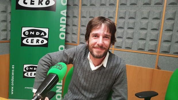 """Mikel Buil (PODEMOS): """"Me parece artificial la distancia entre nacionalistas y progresistas que plantea Chivite"""""""