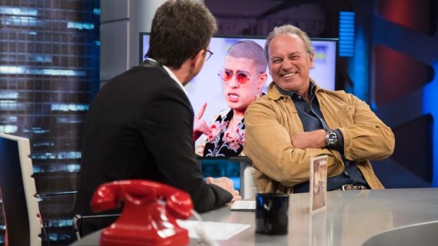 """La tele con Monegal: """"Las palabras de Bertín Osborne en El Hormiguero fueron de barra de bar"""""""