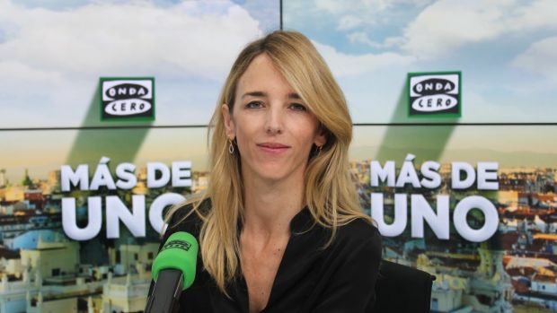 """Cayetana Álvarez de Toledo: """"La sesión constitutiva del Congreso fue denigrante y humillante"""""""