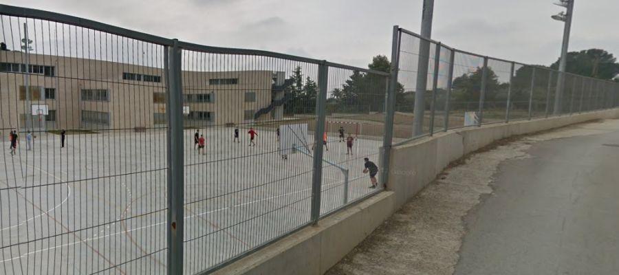 Instituto Joan Puig i Ferrater en La Selva del Campo (Tarragona)