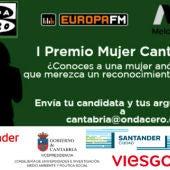I Premio Mujer Cantabria