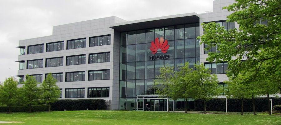 Oficinas de Huawei en Reino Unido